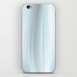 """Untitled 078"" Abstract Art by Murray Bolesta iPhone Skin"