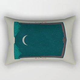 The Night Rectangular Pillow