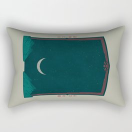 The Night Rectangular Pillow