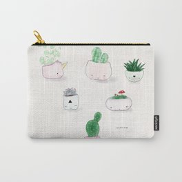 🌱 Plants 🌱 Carry-All Pouch