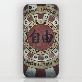 Ai Wei Wei iPhone Skin