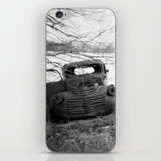 It's so quiet here iPhone & iPod Skin