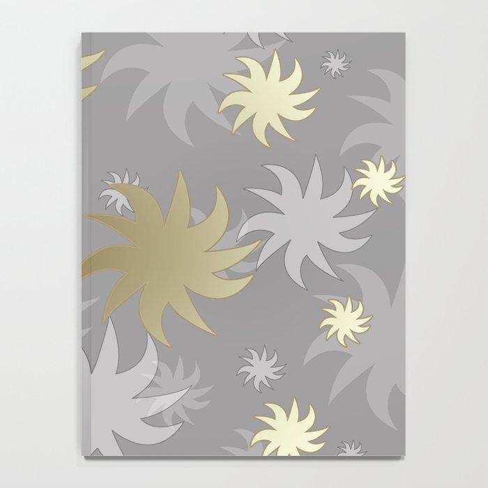 CHRISTMAS STARS 03 Notebook