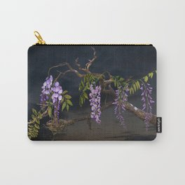Cogan's Wisteria Carry-All Pouch