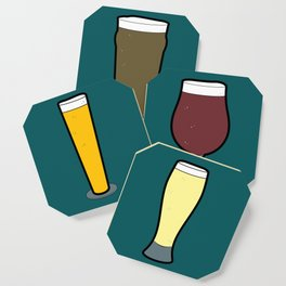 Beer Glasses Coaster