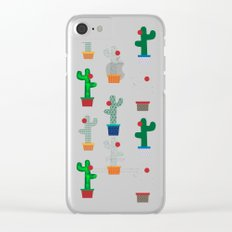 The Cactus! Clear iPhone Case