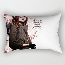 Code Rectangular Pillow