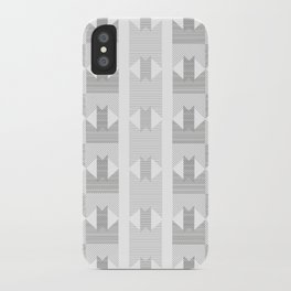 UFOlk 1 iPhone Case