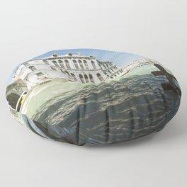 italy - venice - widescreen_604-606 Floor Pillow