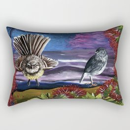 At Sunrise Rectangular Pillow