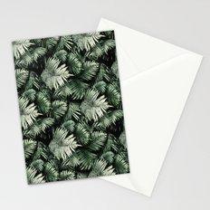 Fern Pattern Stationery Cards