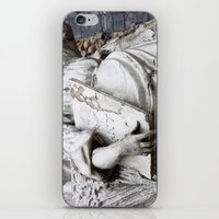 moscow iPhone & iPod Skins featuring Statues Moscow by RMK Creative