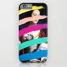 Composition 713 iPhone Case