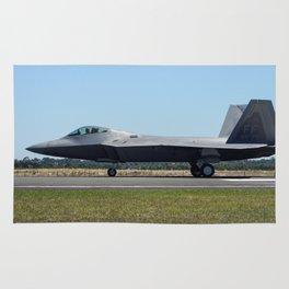 F-22A Raptor Rug