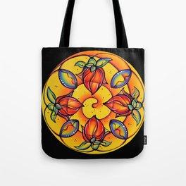 Blooming Realization Tote Bag