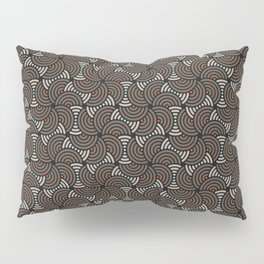 Horrible Patterns ~ Curves 80s Pillow Sham