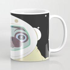 Pug in Space Mug