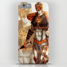 White Ranger Slim Case iPhone 6 Plus