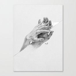Free Bonds Canvas Print