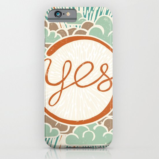 yes iPhone & iPod Case