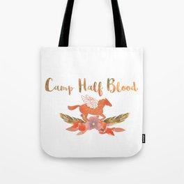 camp half blood v1 Tote Bag
