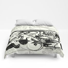 Chit-Chat Comforters