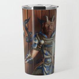 Satyr Cleric Travel Mug