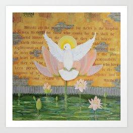 """Rejoice"" Art Print"