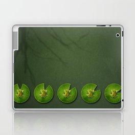 Frogs Laptop & iPad Skin