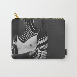 Sacred Geometry Tattoo Carry-All Pouch