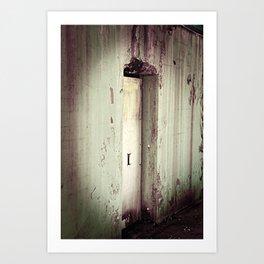 Hidden Passage Art Print