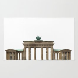 Brandenburg Gate Rug