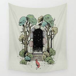 Forest Gate Wall Tapestry