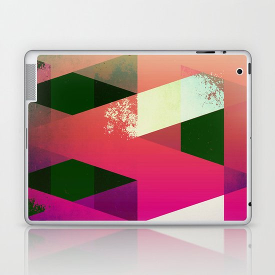 DESTRUCT.jpg Laptop & iPad Skin