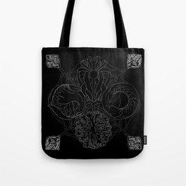 The Ocean's, Chalkboard Tote Bag