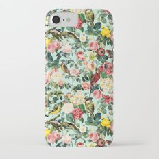 Floral and Birds III Slim Case iPhone 7