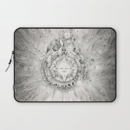 Moonlight Dream Caster Laptop Sleeve