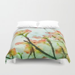 Thoughts of Spring Duvet Cover
