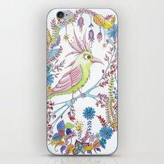exotic bird iPhone & iPod Skin