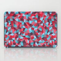 stained glass iPad Cases featuring Stained Glass by mthw design