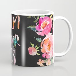 Calm Your Tits Coffee Mug