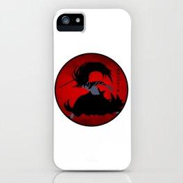 Final Moon Fang iPhone Case