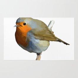 Red Robin Rug