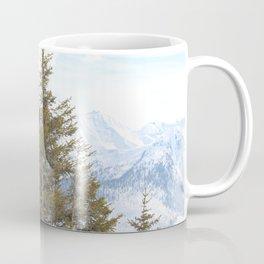 Wunderfull Snow Mountain(s) 7 Coffee Mug