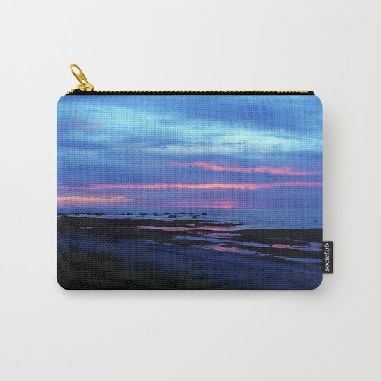 Dusk under the Storm Carry-All Pouch