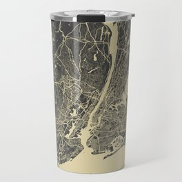 New York #1 Travel Mug