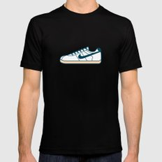 #55 Nike Cortez Black MEDIUM Mens Fitted Tee