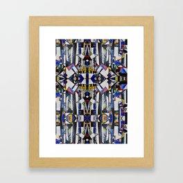 """""""Neurotic mass"""" by Richard Schemmerer Framed Art Print"""