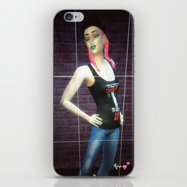 New Mara Autographed Print tshirt and phone case for sale  iPhone Skin