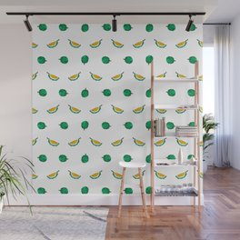 Durian - Singapore Tropical Fruits Series Wall Mural